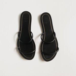 New J Crew Isla Leather Sandals